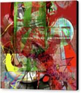 Introspection Canvas Print by Dean Gleisberg