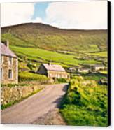 Ireland Farmland Canvas Print