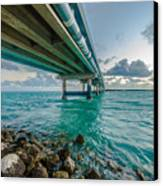 Islamorada Crossing Canvas Print