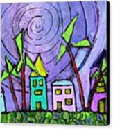 Island Dreams Canvas Print
