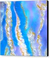 Islands In My Heart Canvas Print