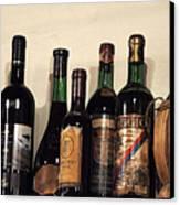 Italian Wine Canvas Print