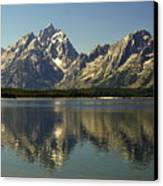 Jackson Lake 2 Canvas Print