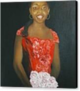 Jaclyn Canvas Print