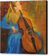 Jacqueline Du-pre Canvas Print