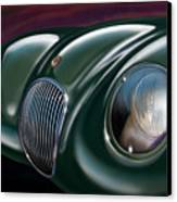 Jaguar C Type Canvas Print by David Kyte