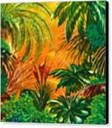 jamaica III Canvas Print