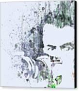 James Steward  Rear Window Canvas Print