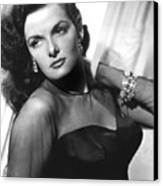 Jane Russell, 1948 Canvas Print by Everett