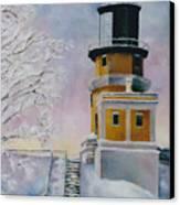 Januarys Light Canvas Print
