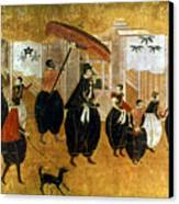 Japan: St. Francis Xavier Canvas Print by Granger