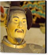 Japanese Warrior Canvas Print