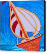 Jasmine Canvas Print by Elizabeth Kemp