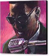 Jazz. Ray Charles.1. Canvas Print