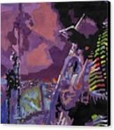 Jazz.miles Davis.4. Canvas Print