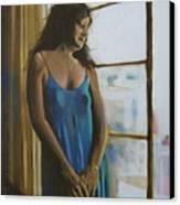 Jeanette Canvas Print