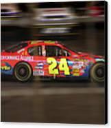 Jeff Gordons Cup Car  Canvas Print by Kenneth Krolikowski