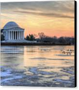 Jefferson Canvas Print by JC Findley