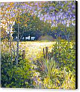 Jeremiahs Field Canvas Print by Kevin Lawrence Leveque