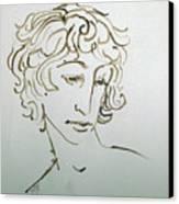 Jereon Canvas Print