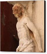 Jesus In Venice Canvas Print