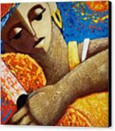 Jibara Y Sol Canvas Print