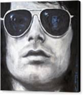 Jim Morrison IIi Canvas Print by Eric Dee