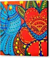 Jinga Bird - Jinga Bird Series Canvas Print