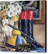 Jockey Still Life Canvas Print by Thomas Allen Pauly