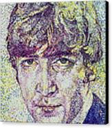 John Lennon Canvas Print by Suzanne Gee