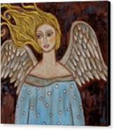 Jophiel Canvas Print by Rain Ririn