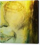 Jungle Buddha Canvas Print
