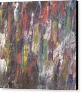 Jungle Spirits Canvas Print