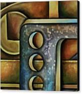 Junkyard Canvas Print by Kyle Lang