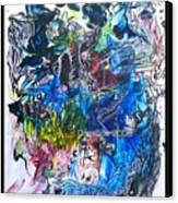 Just Breathe Canvas Print by Sara Jimenez