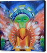 Kachina Spirit Canvas Print