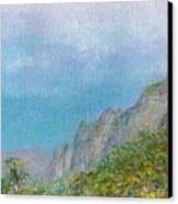 Kalalau Mist Canvas Print