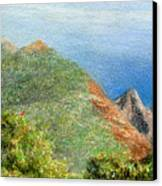 Kalalau View Canvas Print