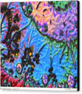 kaleido fa-GoldenBridge12b2 Canvas Print