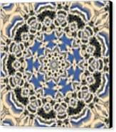 Kaleidoscope 77 Canvas Print