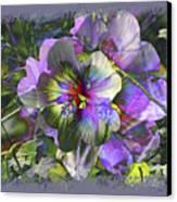Kaleidoscope Pollen Canvas Print