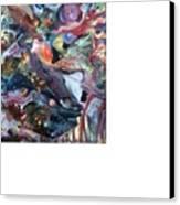 Kali Canvas Print by Dan Cope