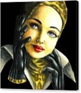 Kathrine Canvas Print