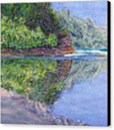 Ke' E Beach In May Canvas Print