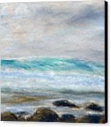 Ke' E Wave Canvas Print