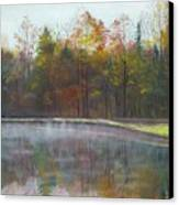 Kennison Pond  Canvas Print