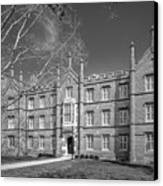Kenyon College Bexley Hall Canvas Print by University Icons