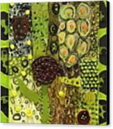 Kinetic Seeds I Canvas Print