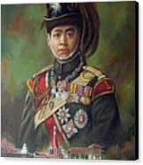 King Mongkut Canvas Print