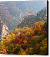 King's Fortress Canvas Print by Evgeni Dinev